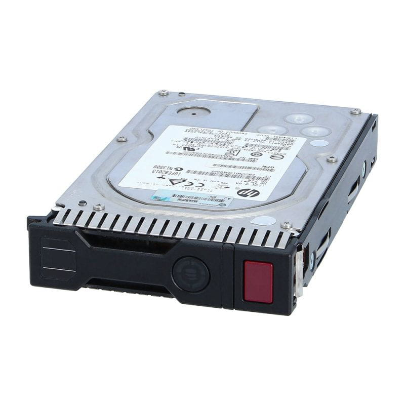 HDD 6TB 7,2K SAS LFF 12GBPS - PART NUMBER HPE: 793699-B21