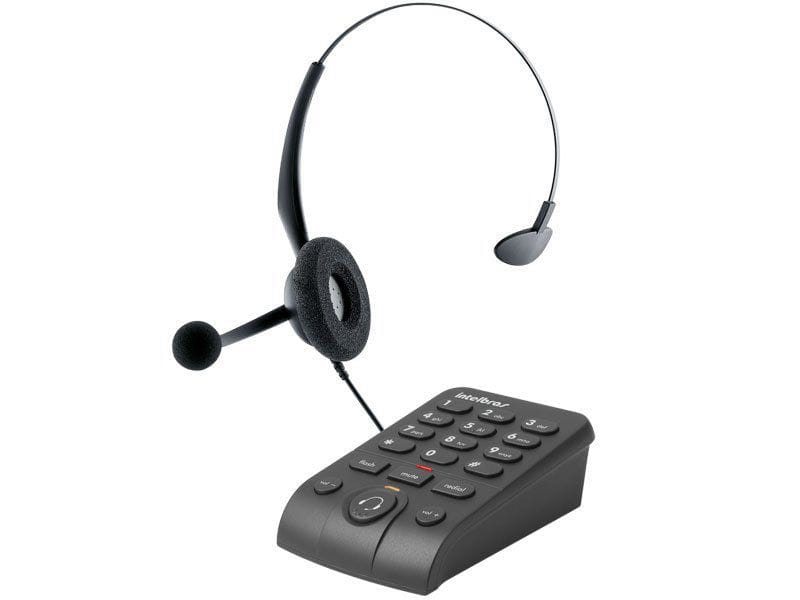 Headset Para Telemarketing Headset 4013330 Hsb 50 Com Base Discadora