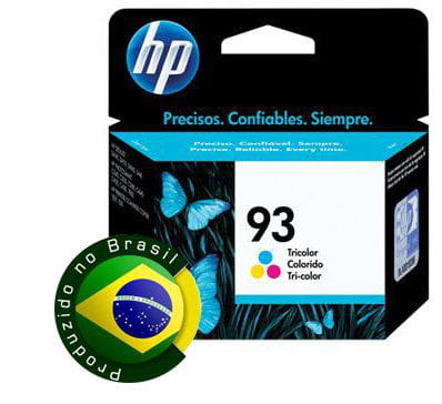 Cartucho HP 93 Tricolor 5ml - C9361WB