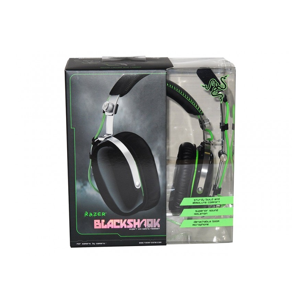 Headset Gamer Razer Blackshark 2.0