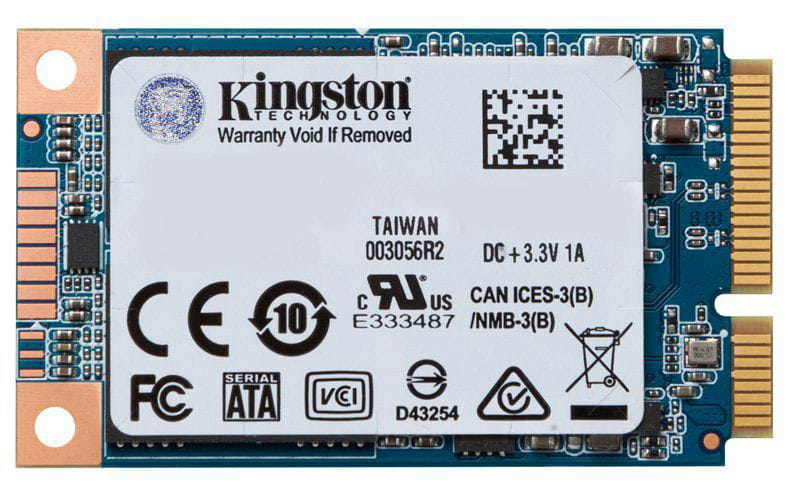 Ssd Msata Desktop Notebook Kingston Suv500ms-240g Uv500 240gb Msata Flash Nand 3d Sata Iii