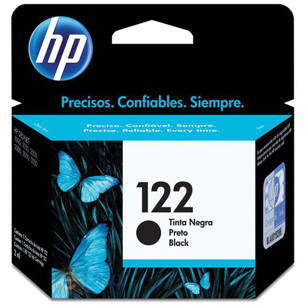 CARTUCHO HP 122 PRETO 2ML - CH561HB